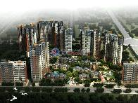 百合盛世二期小区图片