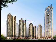 鹏广达山海四季城小区图片