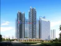 华联城市全景和廷小区图片