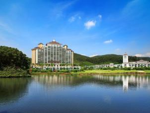 观澜湖酒店公寓