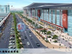 华南国际五金化工塑料物流区(一期)