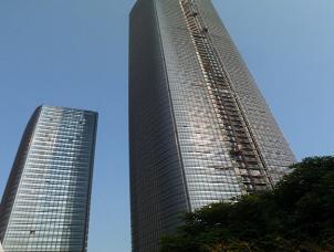 中洲控股金融中心