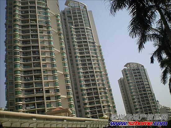 海韵嘉园 高楼层 满五年深圳唯一住宅 !