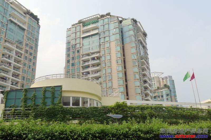 西海湾花园 73平精装两房售505万