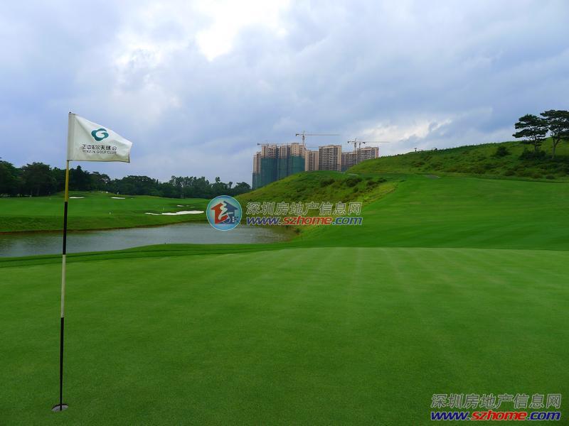 中信高尔夫二期(绿色高尔夫天籁山庄)_中信高尔夫二期