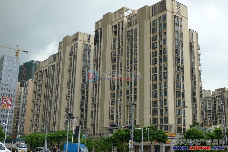 街道華發路與別墅路交匯處東南面開發商深圳市宏發房地產開發有限公司圖片