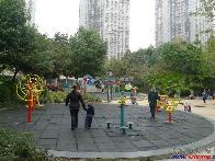 长安花园(福田)小区图