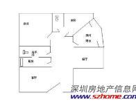 长安花园(福田)户型图