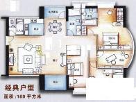 幸福家园(福田)户型图