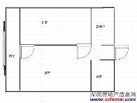 桃苑公寓户型图