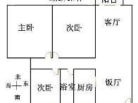 龙溪花园户型图