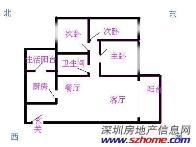 中城康桥花园户型图