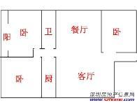 帝景峰户型图