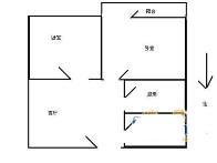 五邑大厦户型图