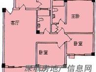 太子山庄二期户型图