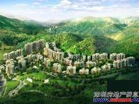 中粮澜山花园小区图