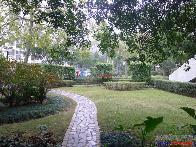 南天一花园小区图