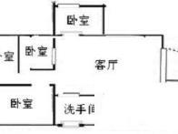 华强花园二期户型图