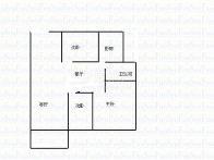 桃源居4区户型图