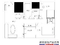 东海花园户型图